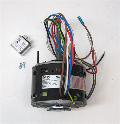 start capacitor for 1 4 hp motor furnace air handler blower motor 1 4 hp 1075 rpm 115 volt 3 speed for fasco d721 ebay