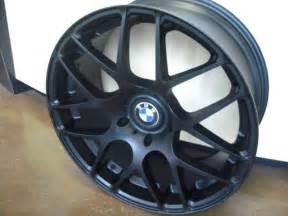 bmw wheels 328i 328xi 330i 330ci 330xi x3 matte black