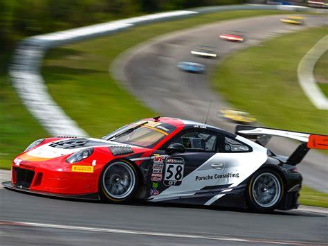 Porsche Consulting by Siegt Mit 911 Gt3 R In Kanada Porsche