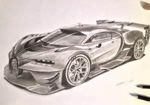 Bugatti Draw Bugatt Chiron Bugatti Chiron Bugattichiron Veyron Car