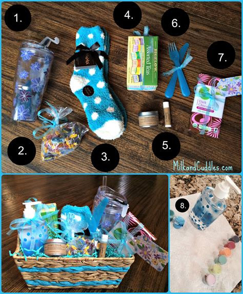 gifts ideas gift basket ideas for someone going through chemo everyday best