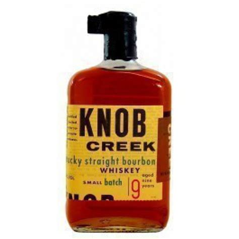 Knob Creek Bourbon by Knob Creek 9 Year Kentucky Bourbon Whiskey