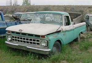1966 Ford F100 Parts 1964 To 1966 Ford Parts