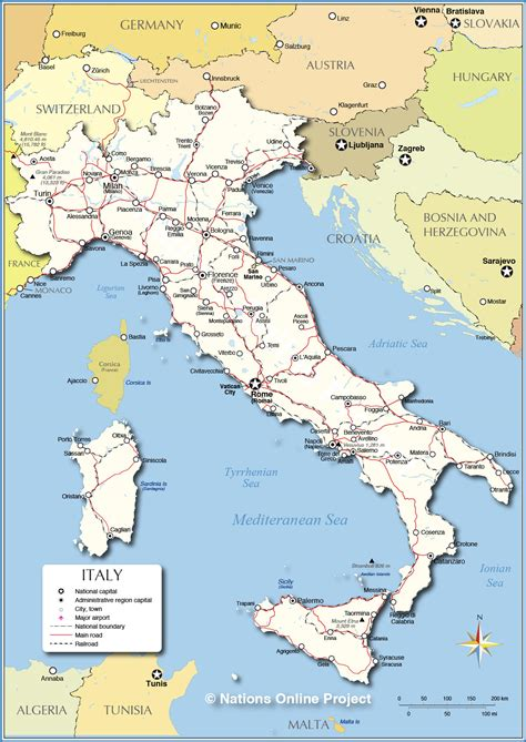 geography biomes and anthromes about italy italy geography