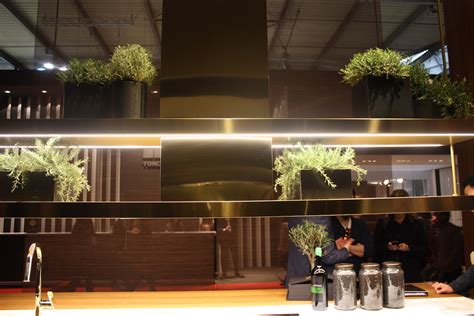 2017 Christmas Trends Milan S Eurocucina Highlights Latest In Kitchen Design And