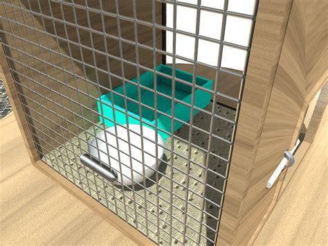 come costruire una gabbia per conigli in legno come costruire una gabbia per conigli 10 passaggi