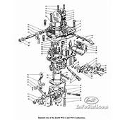 Tecumseh Carburetor Fits Models OHV17 204612B 204613B