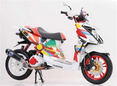Sparepart Yamaha X Trail Tips Konsep Dan Foto Modifikasi Yamaha X Trail Paling