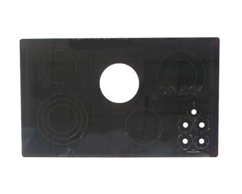 kitchenaid glass cooktop replacement kitchenaid kecd866rww04 burner infinite switch genuine oem