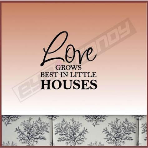 quotes sayings wall decor quotesgram love grows family wall words quotes sayings lettering
