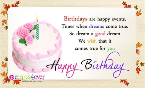 Send Electronic Birthday Card Free