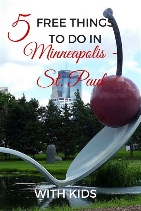 where does the st go 5 free things to do in minneapolis st paul with kids