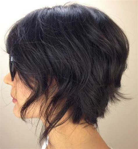 puffy short bob haircuts for women with thick hair 17 best images about short hair cuts for women on
