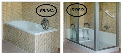 sostituzione vasca con doccia detrazione sostituzione vasca da bagno con box doccia tecnoidraulica