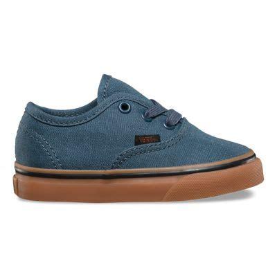 Jual Vans Authentic Black Gum toddler gum authentic shop shoes at vans