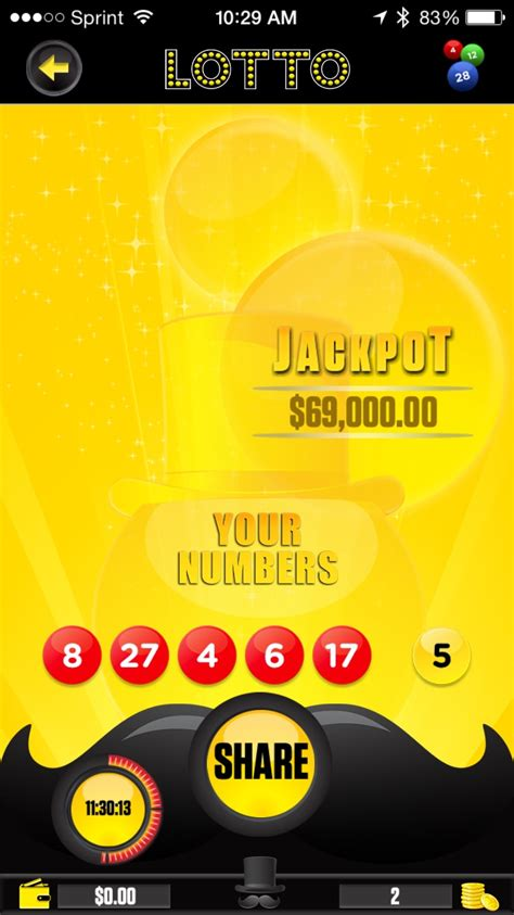 Do You Win Any Money With Just The Powerball Number - is it your lucky day to win free money