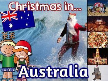 christmas traditions in australia facts around the world powerpoint australia australia students and kindergarten