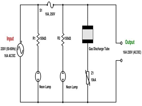 surge protector wiring diagram 3 phase wiring diagram for surge protection 3 free