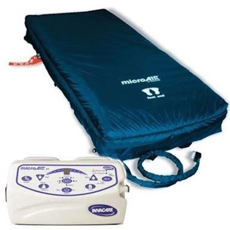 hospital bed air mattress invacare ma55 alternating pressure low air loss bed