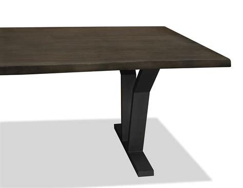 edge dining table dakota live edge dining table