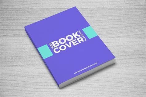 book cover mockup psdfree mockup zone