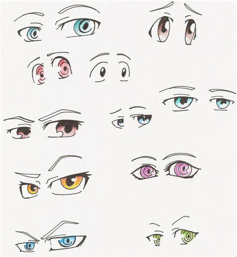 anime eyes manga eyes by sammyjd on deviantart