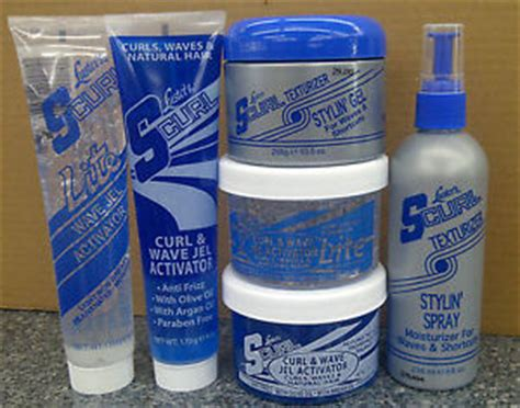 scurl home page luster products inc s curl hair texturizer styling products ebay