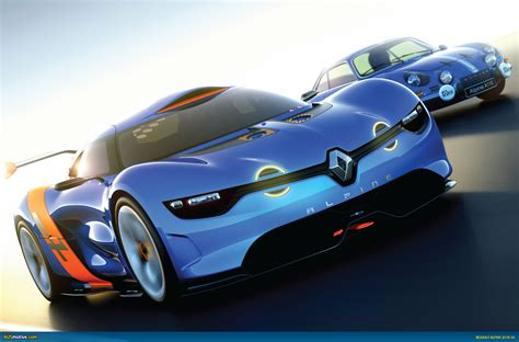 renault alpine ausmotive com 187 renault alpine a110 50 revealed