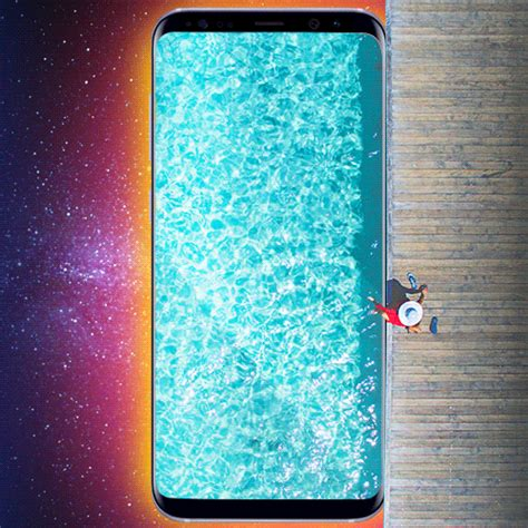 Hdc Samsung S8 Real Infinity Display 10 infinity pools that look like the samsung s8 hub three