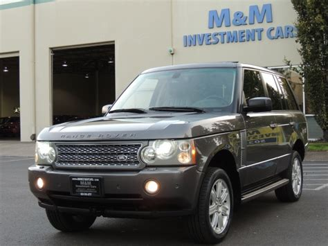 land rover range rover sport 2006 portland with pictures