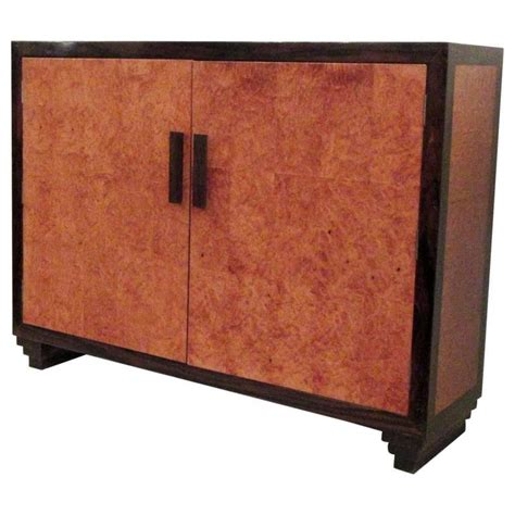 Guyana Cabinet 20th c guyana deco style cabinet for sale at 1stdibs