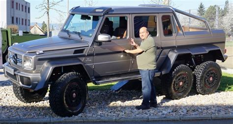 Tag: Mercedes Benz G63 AMG 6x6   Top Gear Philippines