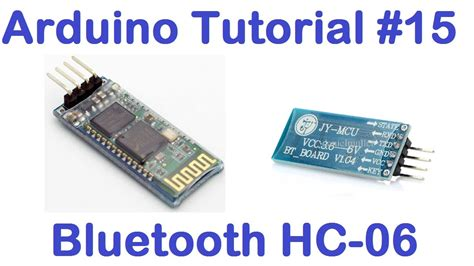 tutorial arduino bluetooth android arduino 15 bluetooth tutorial easy wireless for your