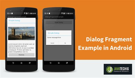 android fragment exle android dialog fragment exle stacktips