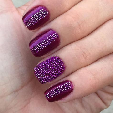 Nails Pattern Psd | 15 beaded nail art designs ideas design trends