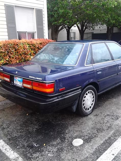 1991 Toyota Camry 1991 Toyota Camry Overview Cargurus