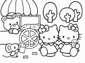 rysunki kolorowania kitty submited images
