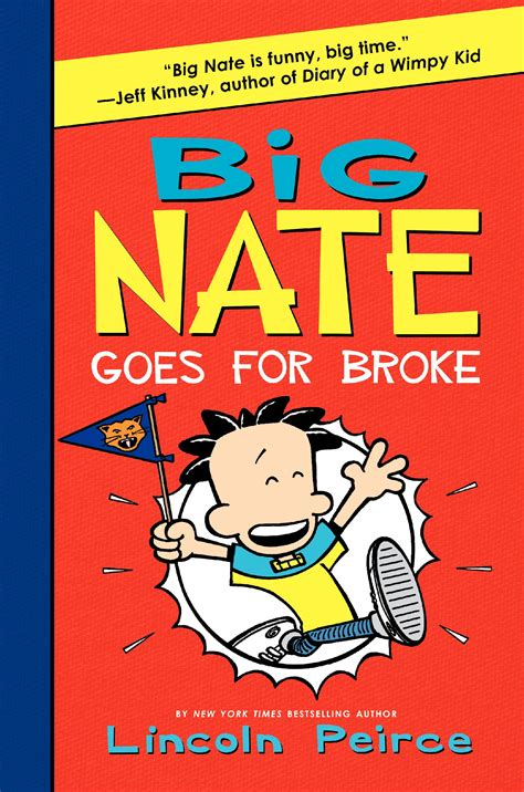 big nate book pictures big nate goes for latenightparents