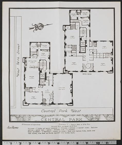 san remo floor plans duplex at the san remo misc stuff pinterest