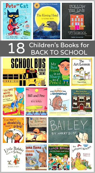 of school picture books our favorite children s books for back to school buggy