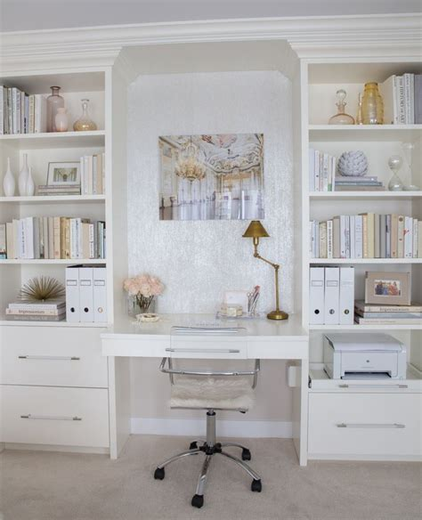 office desk with bookcase and shelving 25 best ideas about desk shelves on desk