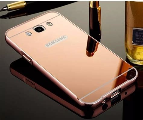 Samsung Galaxy J710 J7 2016 Bumper Slide Aluminium Hardcase capa capinha espelhada celular samsung galaxy j7 metal 2016 r 28 90 em mercado livre