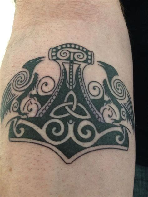 pathfinder tattoo just an ogre lurking ad d pathfinder viking norse