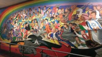 tom and angela 39 s europe trip denver airport mural denver airport murals denver colorado denver airport denver colorado