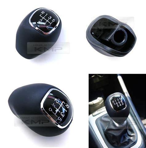 6 Speed Gear Shift Knob by Oem Genuine Parts Mt 6 Speed Leather Gear Shift Knob Tray For Kia 2012 2017 Ebay