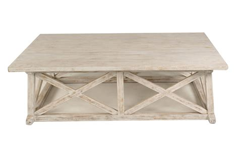 white distressed wood coffee table distressed white coffee table