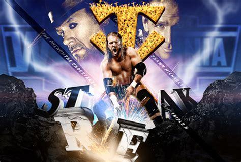 wwe wrestlemania   triple   undertaker