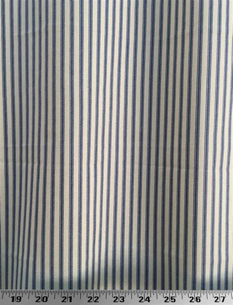 ticking upholstery fabric drapery upholstery fabric 100 cotton 1 4 quot ticking stripe