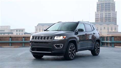 jeep compass 2017 exterior 2017 jeep compass interior exterior youtube