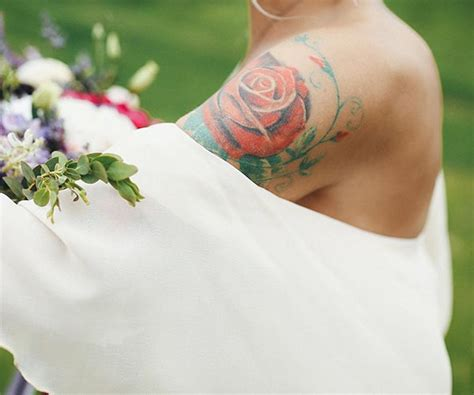 tattoo cover up wedding the best ways to cover up tattoos for your wedding day